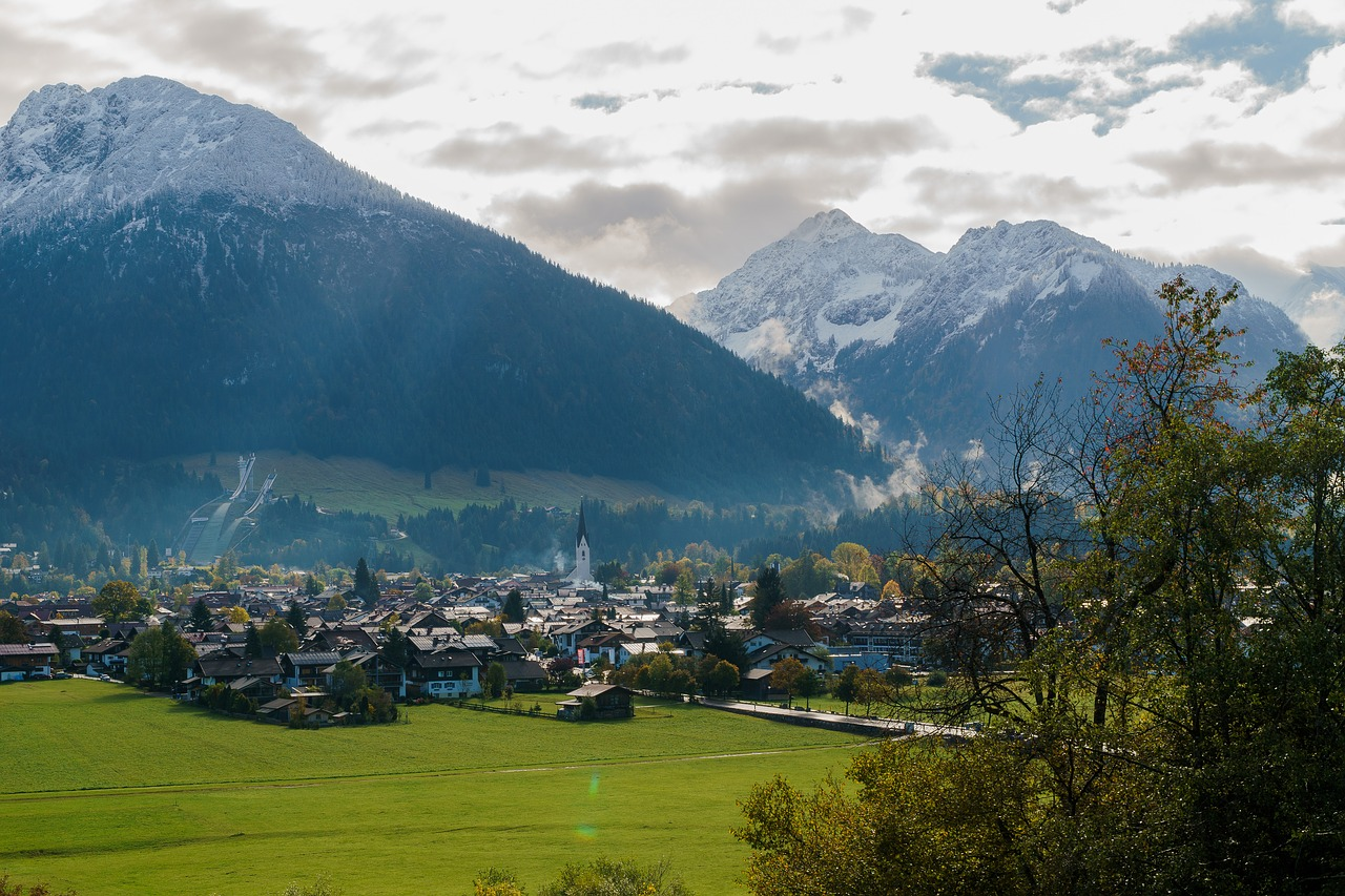 Immobilien in Oberstdorf