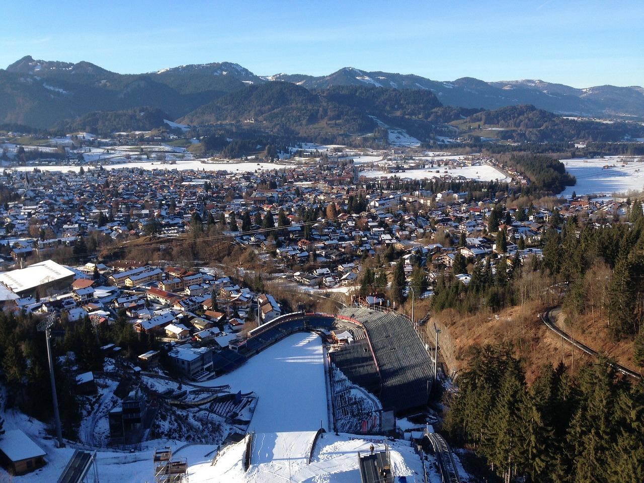 Gewerbeimmobilien Oberstdorf